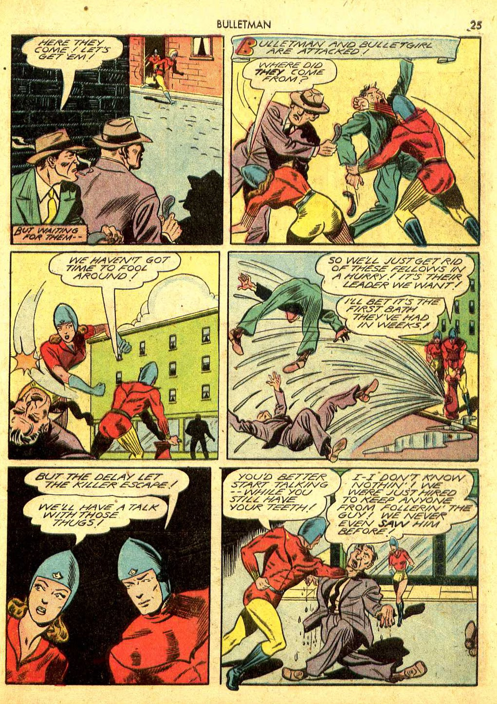 Bulletman issue 12 - Page 24