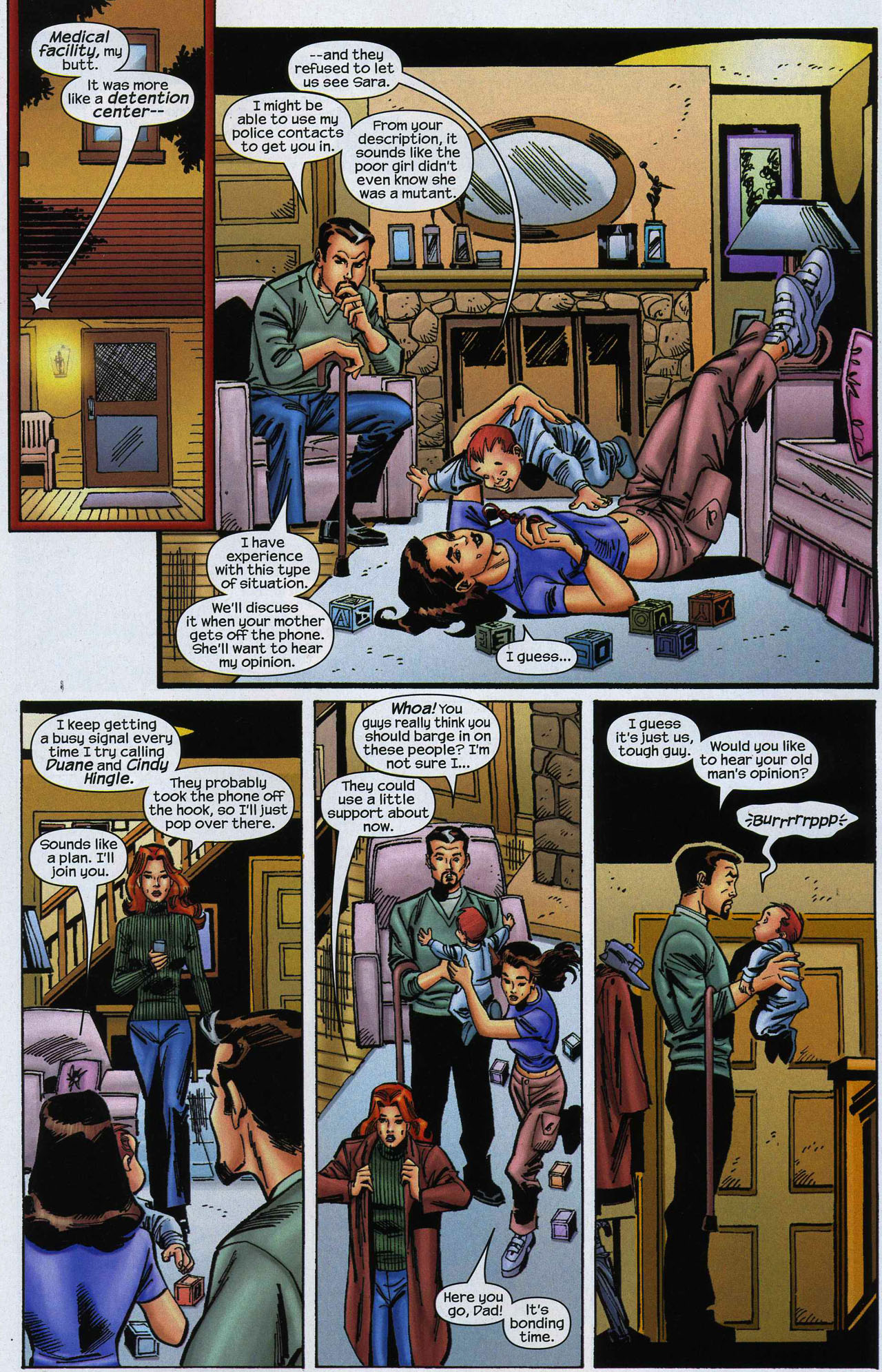 Amazing Spider-Girl 8 Page 10