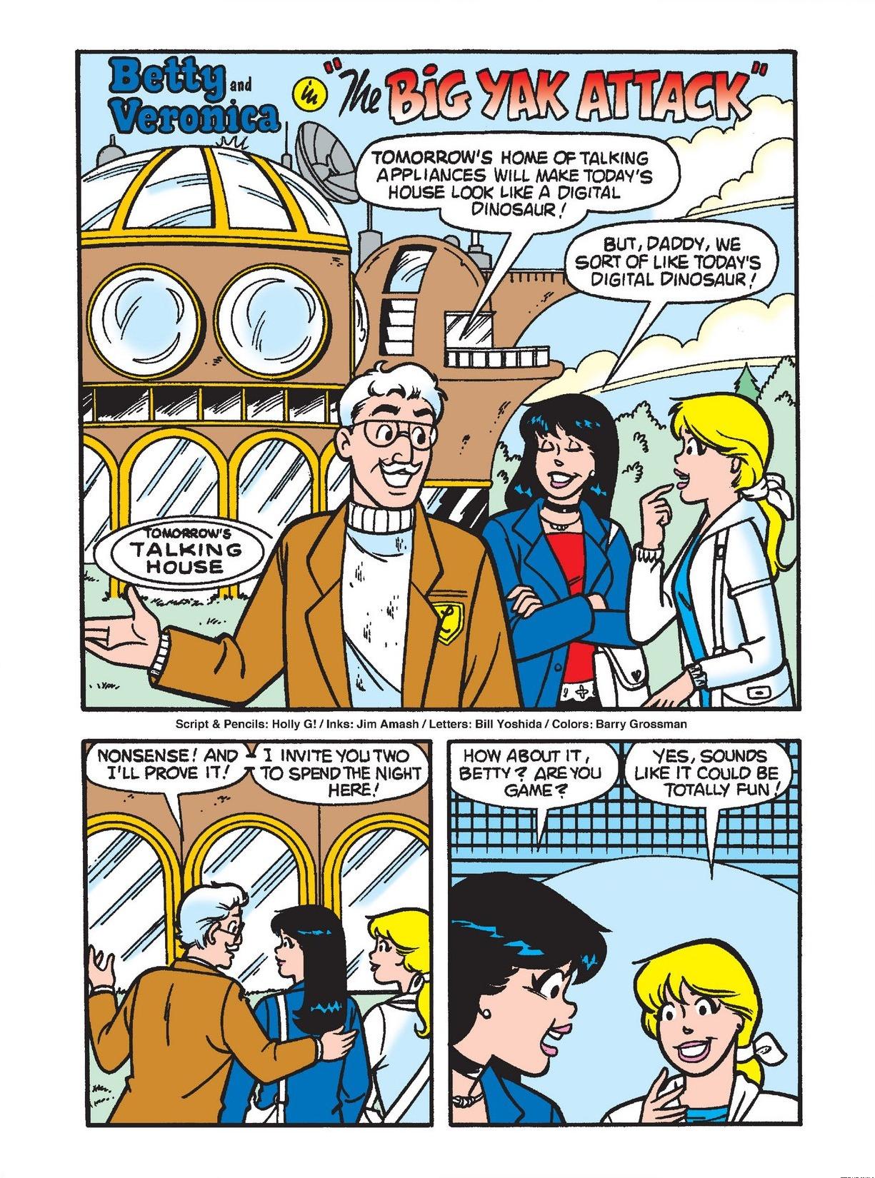 Read online Archie 1000 Page Comics Bonanza comic -  Issue #3 (Part 1) - 40