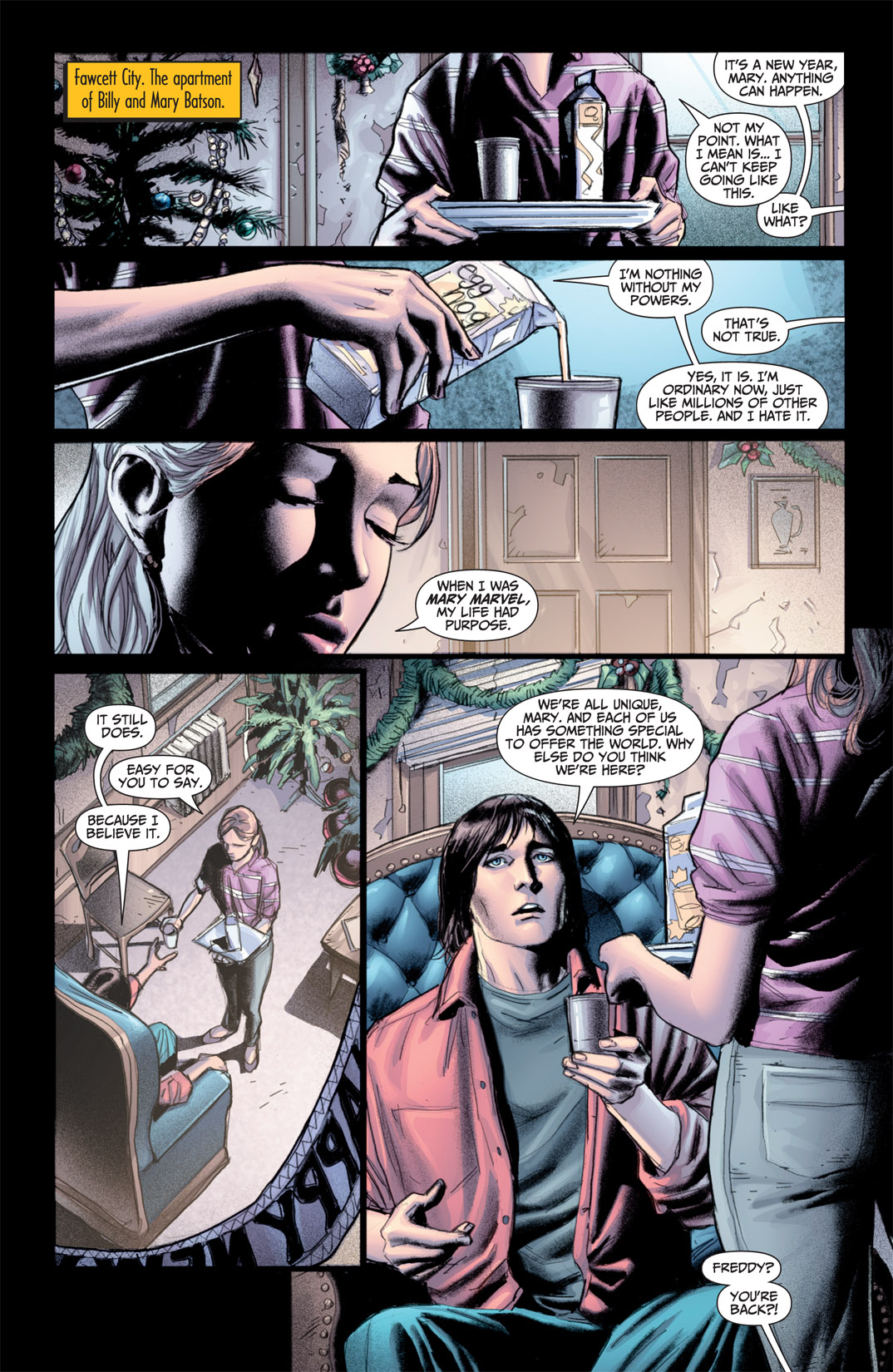 Read online Shazam! (2011) comic -  Issue #1 - 2