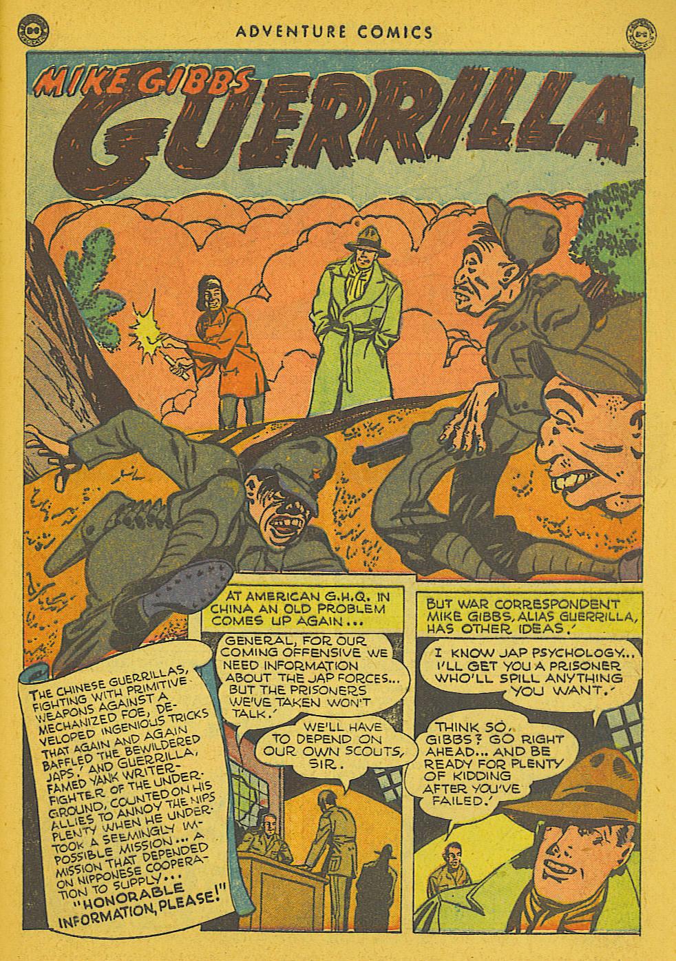 Read online Adventure Comics (1938) comic -  Issue #102 - 33