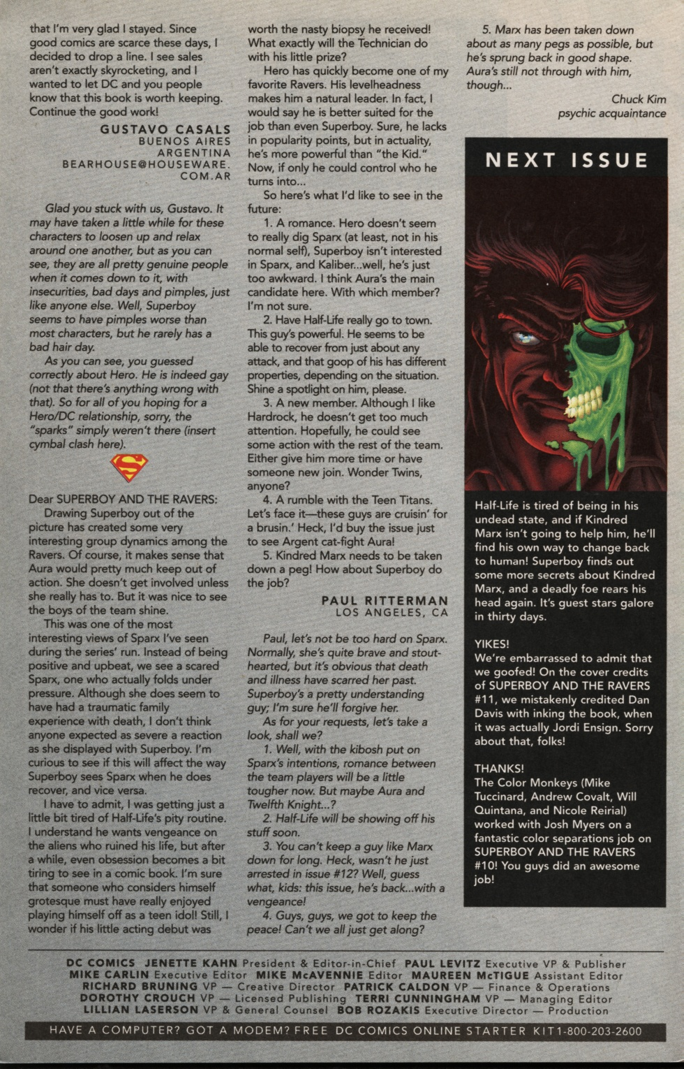 Superboy & The Ravers issue 15 - Page 25