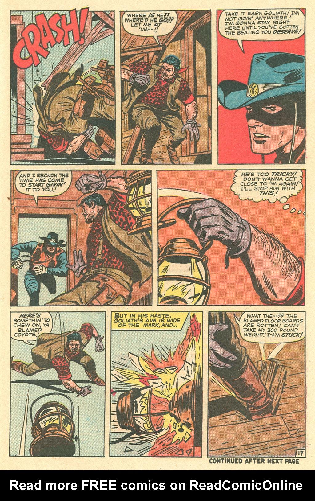 Read online Two-Gun Kid comic -  Issue #105 - 24