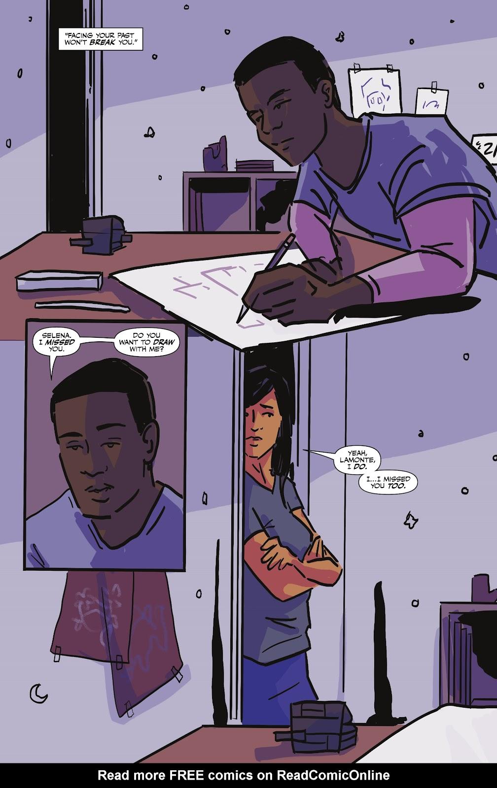 Read online Black (AF): Devil's Dye comic -  Issue #3 - 13