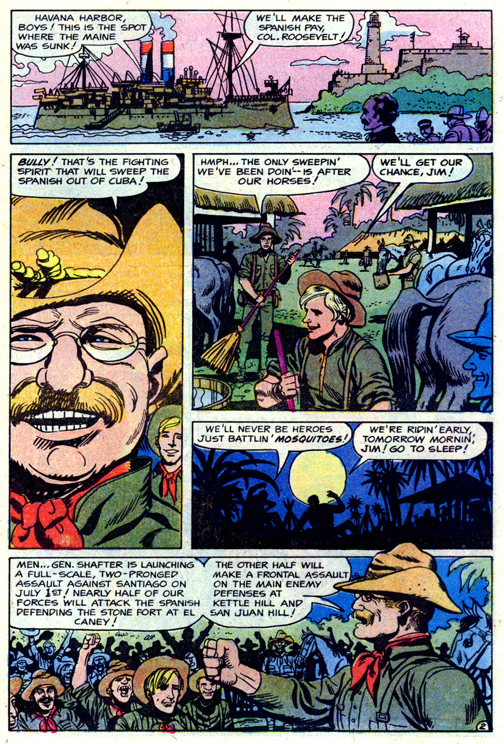 Read online Sgt. Rock comic -  Issue #337 - 16