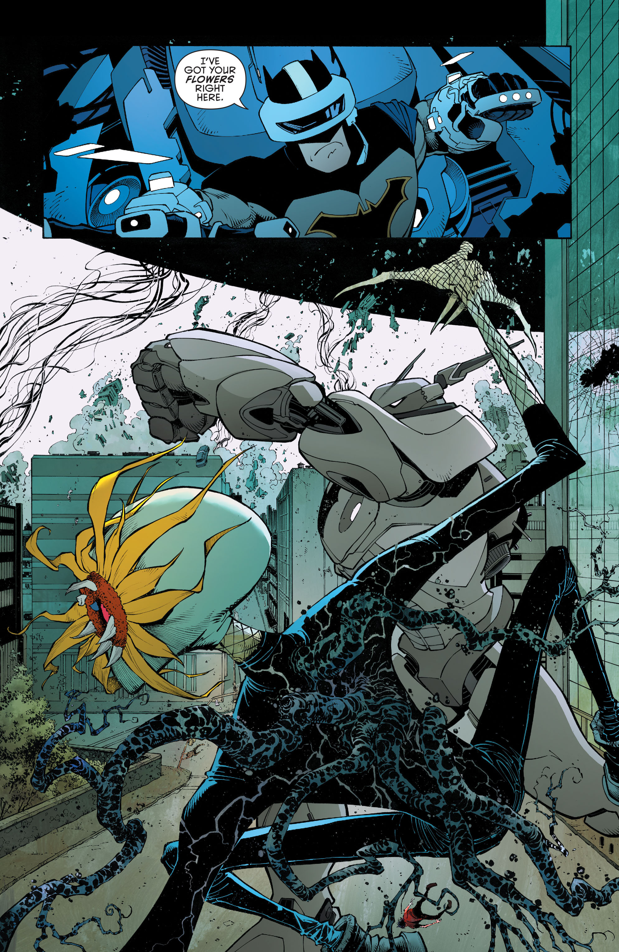 Read online Batman (2011) comic -  Issue # _TPB 9 - 118