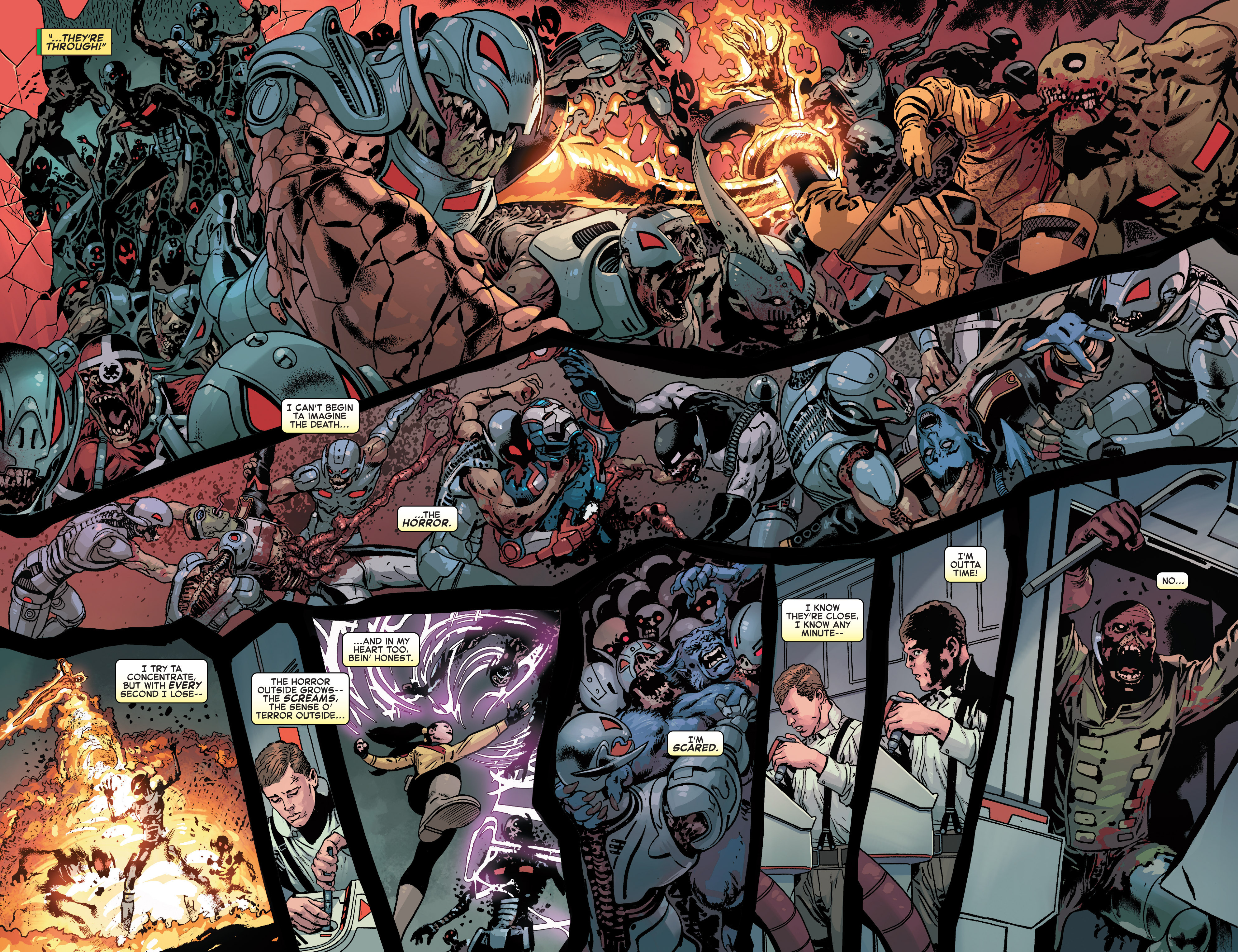 Read online Age of Ultron Vs. Marvel Zombies comic -  Issue #4 - 12