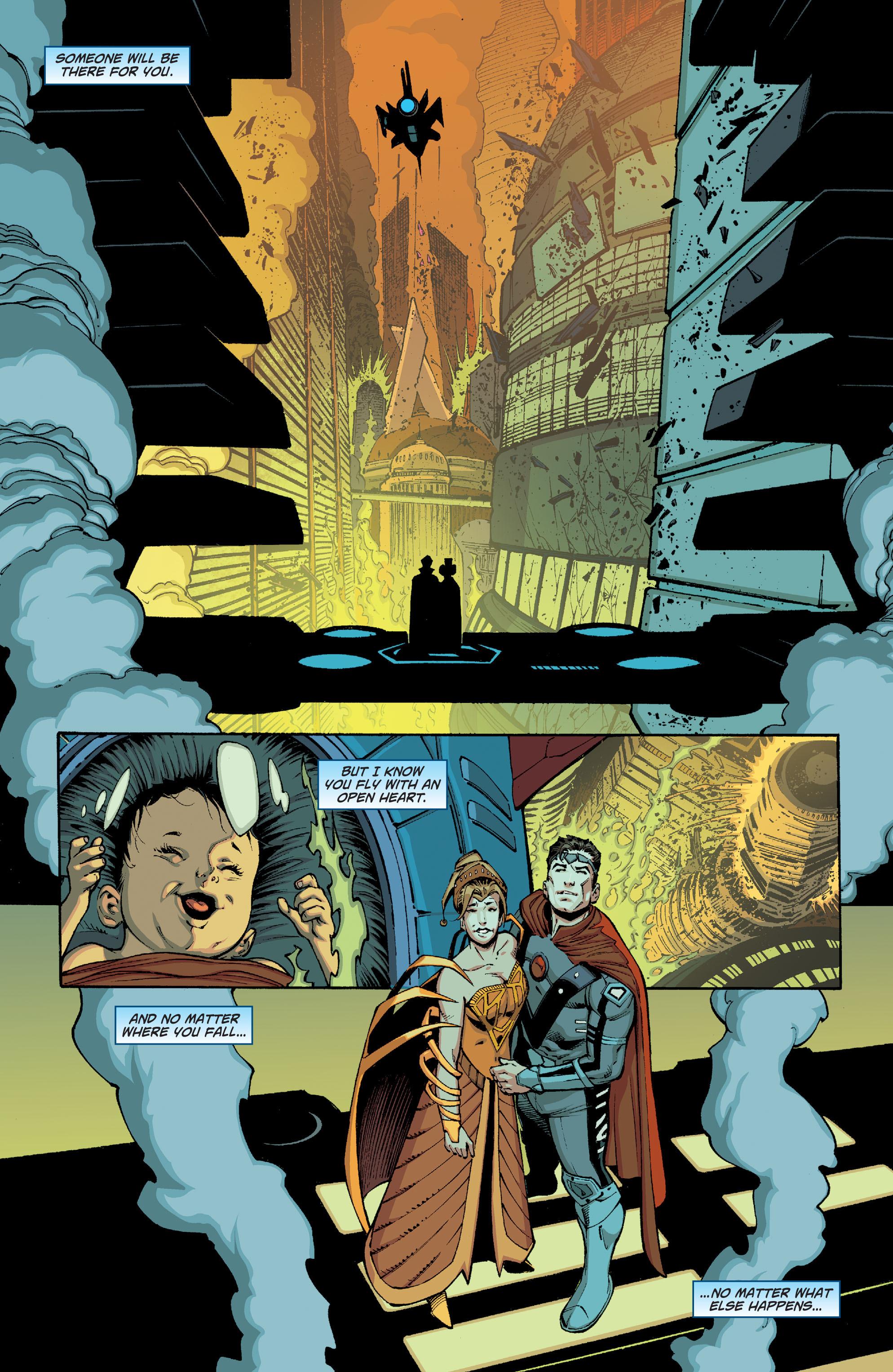 Read online Secret Origins (2014) comic -  Issue #1 - 5