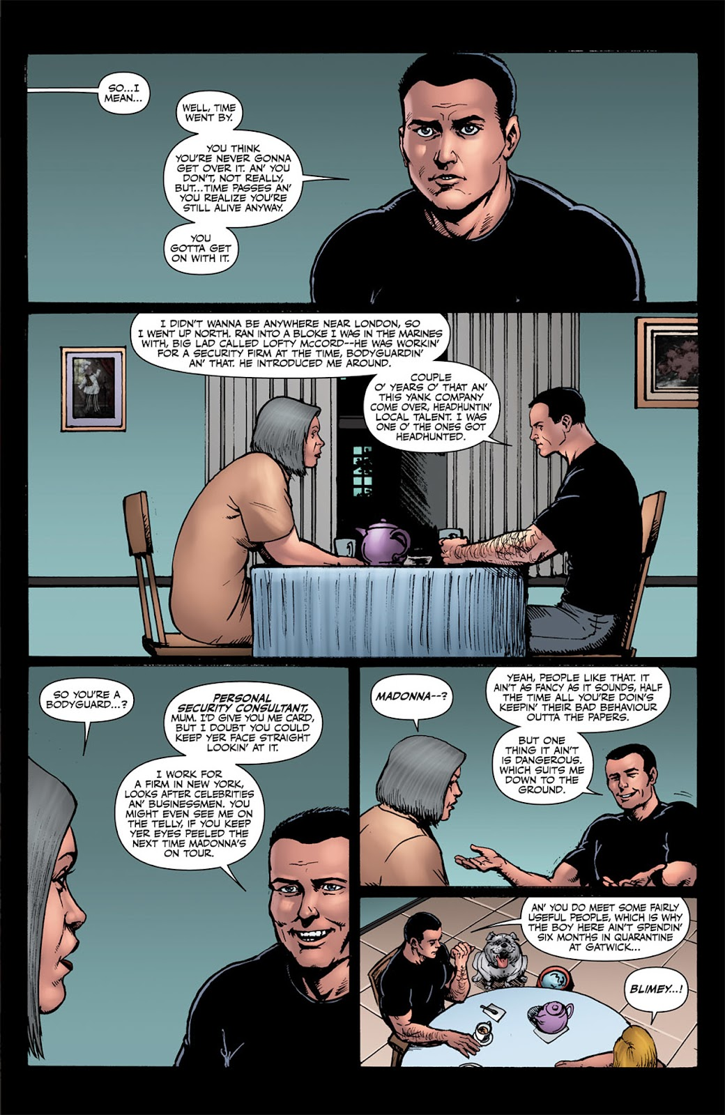 Read online The Boys: Butcher, Baker, Candlestickmaker comic -  Issue #6 - 15