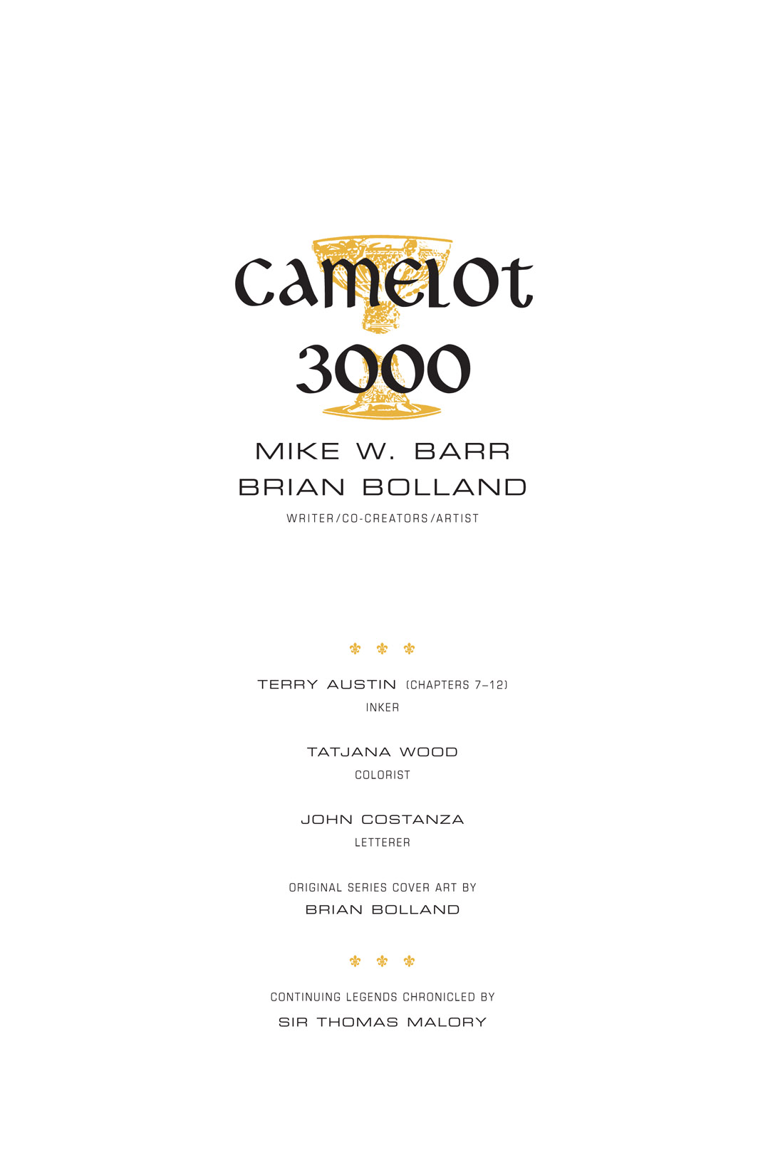 Camelot 3000 7 Page 2