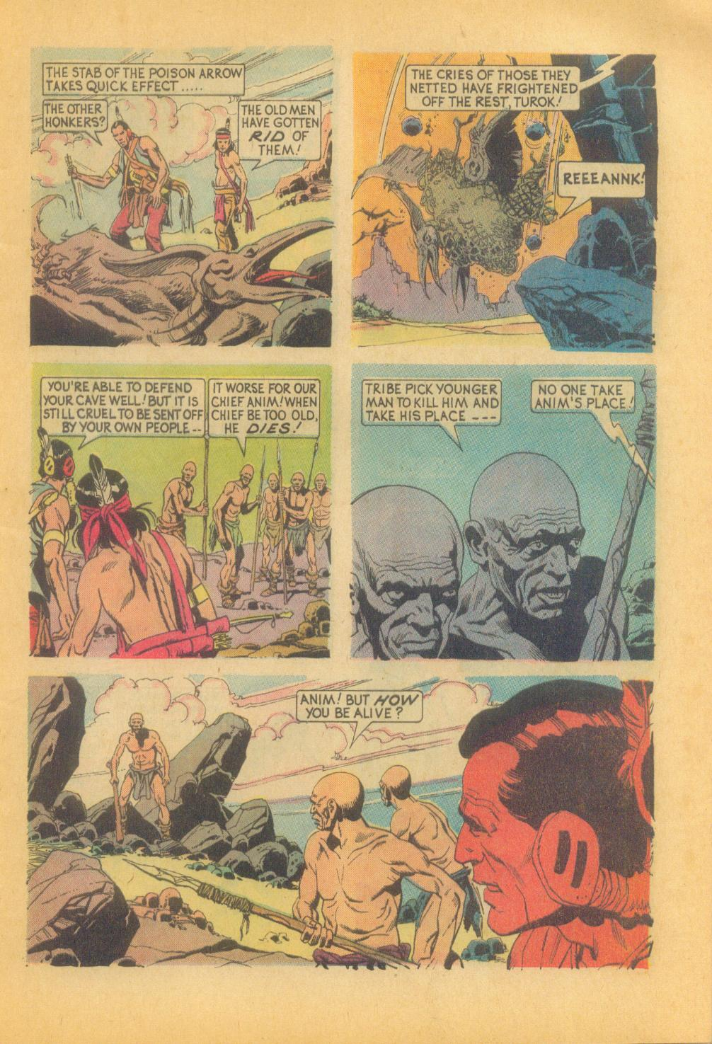 Read online Turok, Son of Stone comic -  Issue #87 - 9