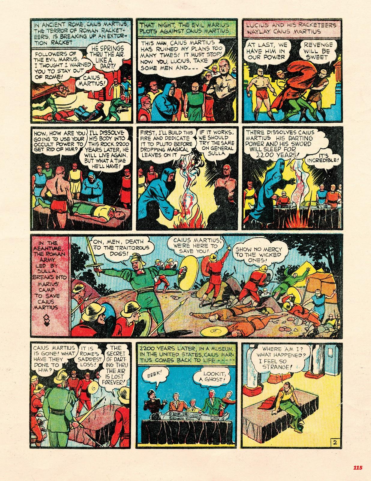 Read online Super Weird Heroes comic -  Issue # TPB 1 (Part 2) - 15