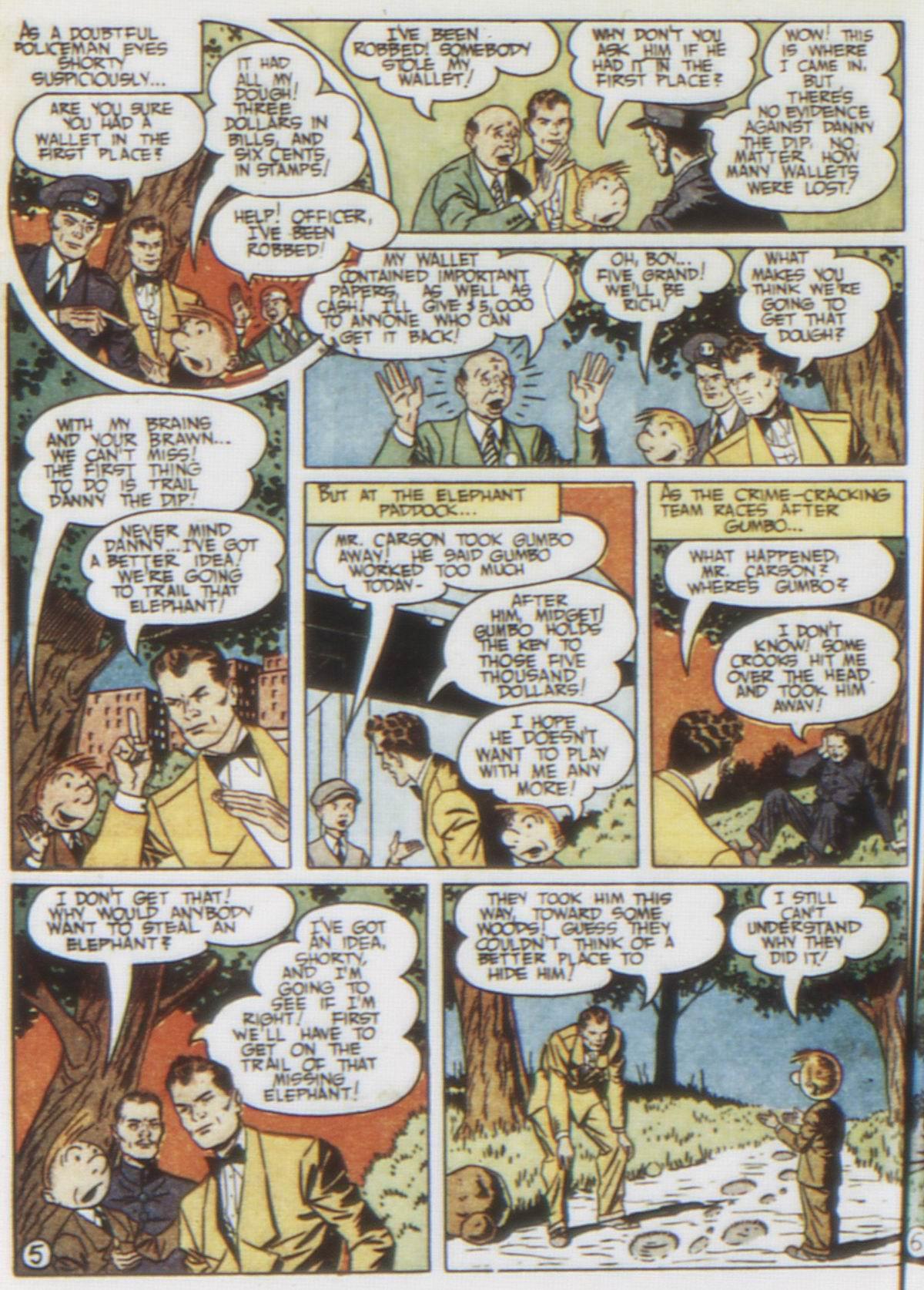 Read online Detective Comics (1937) comic -  Issue #75 - 62