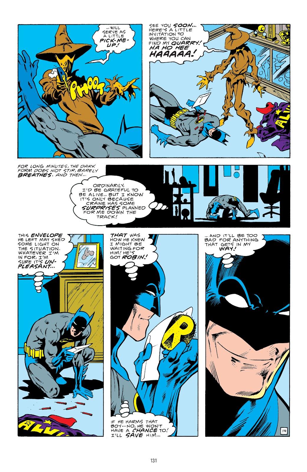 Read online Batman Arkham: Scarecrow comic -  Issue # TPB (Part 2) - 31