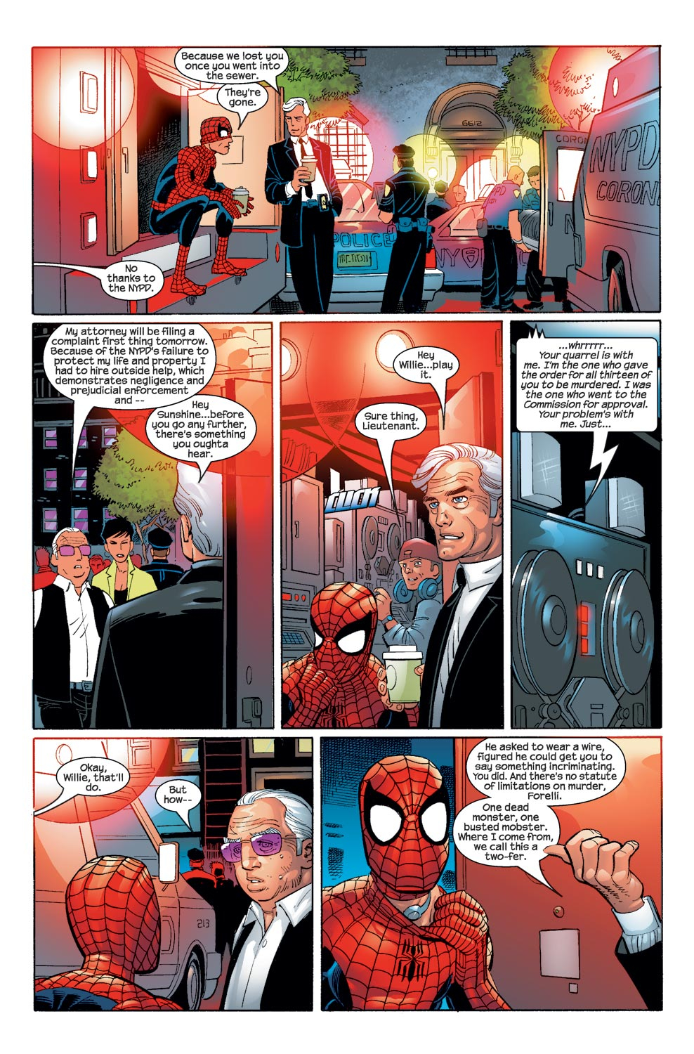 The Amazing Spider-Man (1999) 54 Page 18
