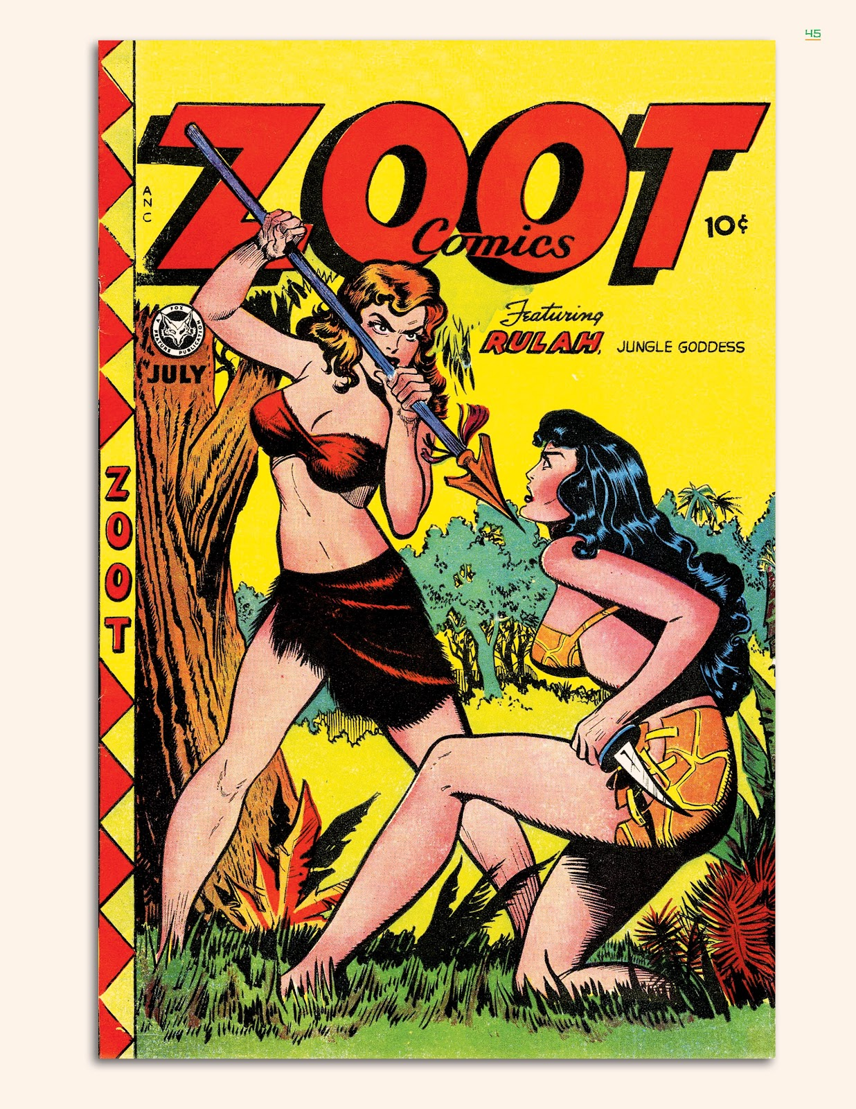 Read online Jungle Girls comic -  Issue # TPB (Part 1) - 46