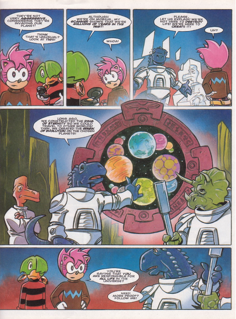Read online Sonic the Comic comic -  Issue #142 - 12