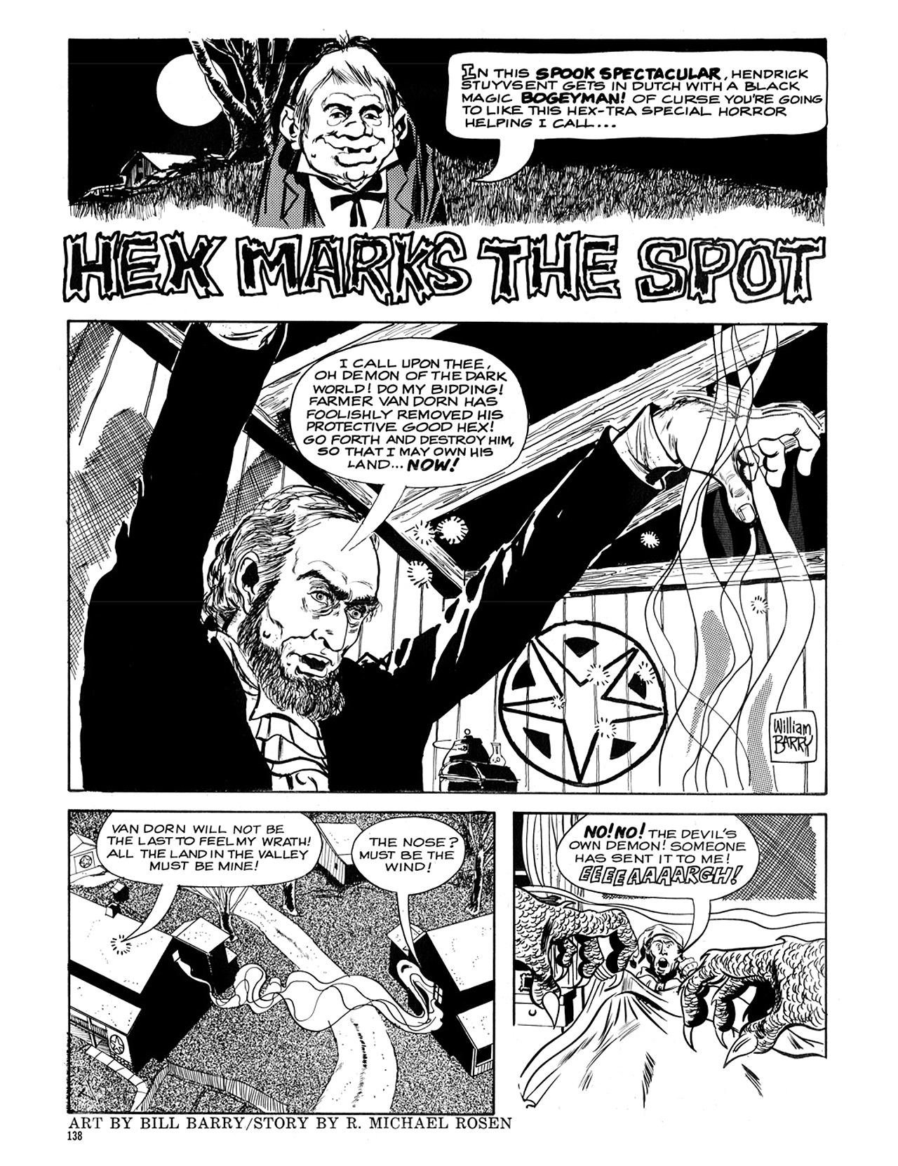 Read online Eerie Archives comic -  Issue # TPB 5 - 139