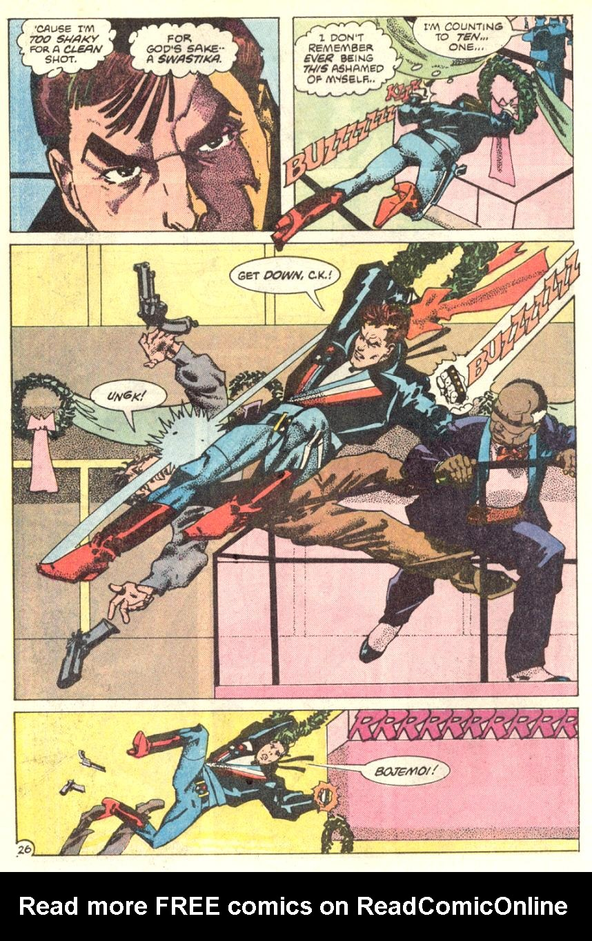 Read online American Flagg! comic -  Issue #7 - 27