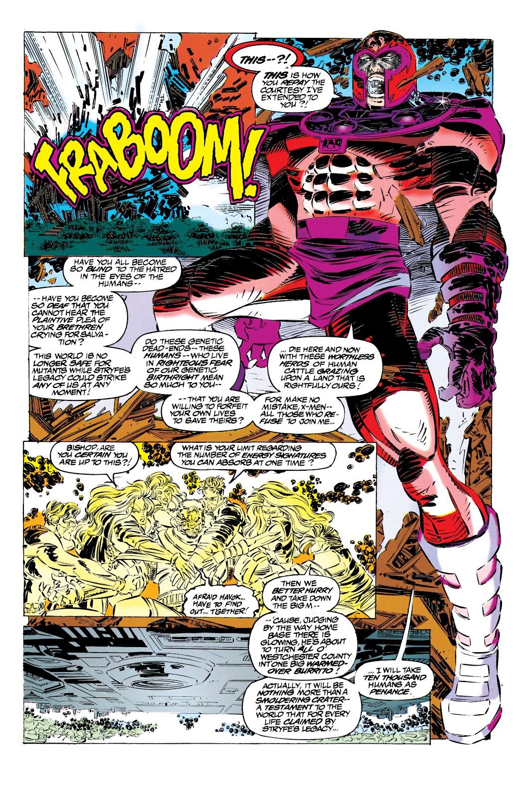 Uncanny X-Men (1963) issue 304 - Page 35