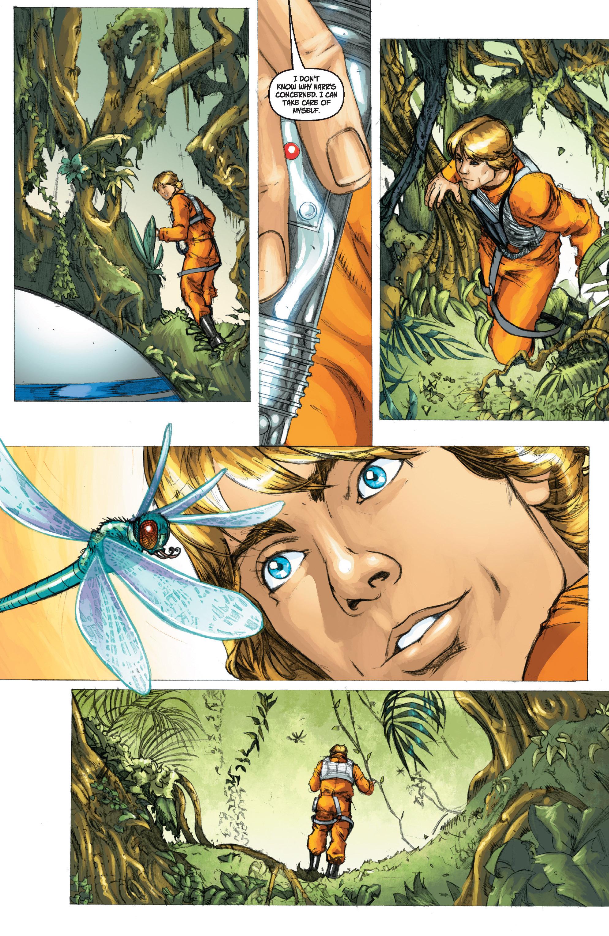 Read online Star Wars Omnibus comic -  Issue # Vol. 20 - 10