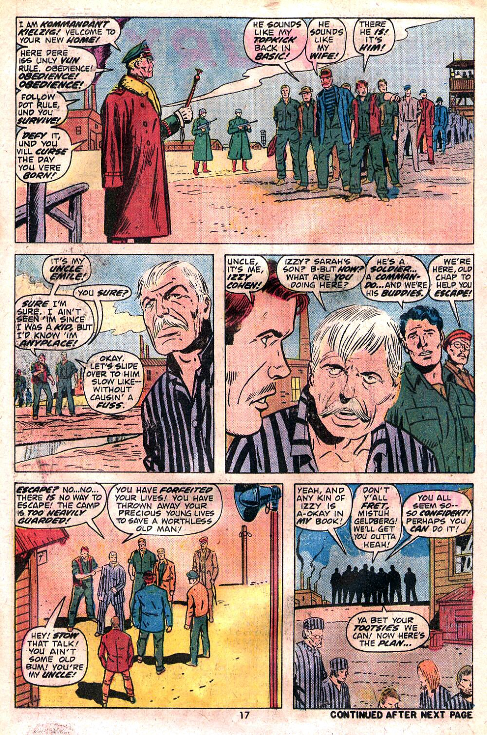 Read online Sgt. Fury comic -  Issue #120 - 19