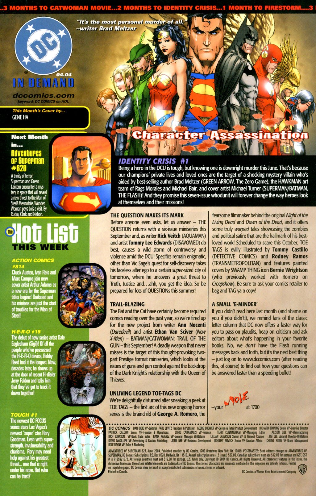 Read online Adventures of Superman (1987) comic -  Issue #627 - 24