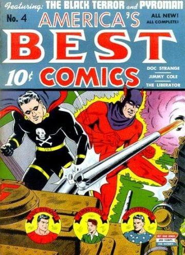 Americas Best Comics 4 Page 1