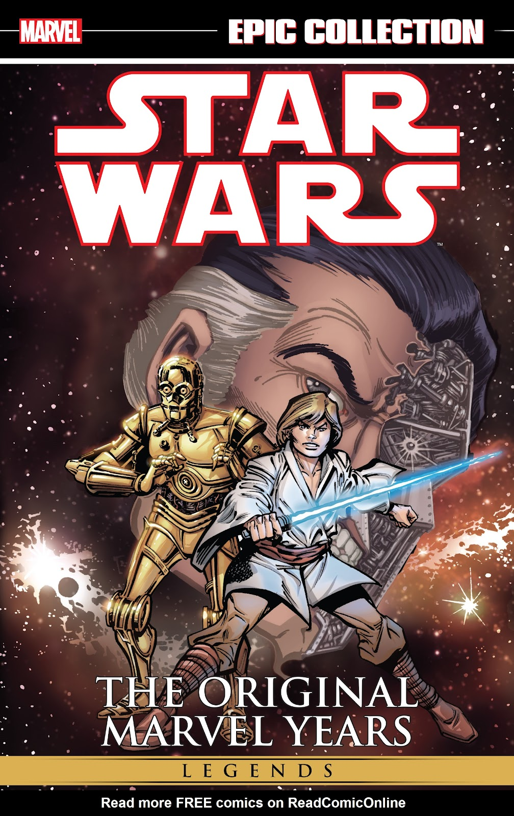 Read online Star Wars Legends: The Original Marvel Years - Epic Collection comic -  Issue # TPB 2 (Part 1) - 1