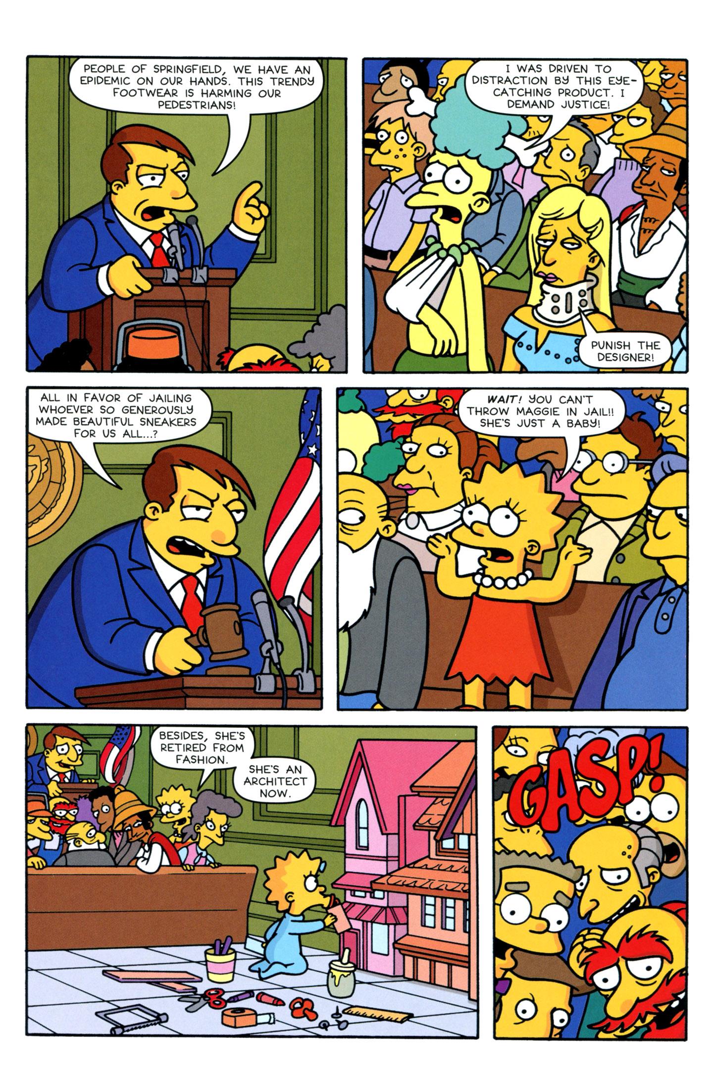 Read online Simpsons Comics Presents Bart Simpson comic -  Issue #75 - 24