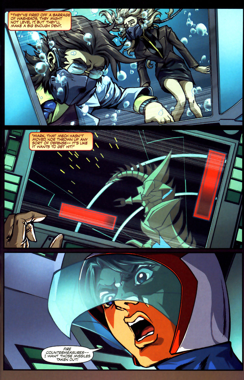 Battle of the Planets Issue #12 #14 - English 4