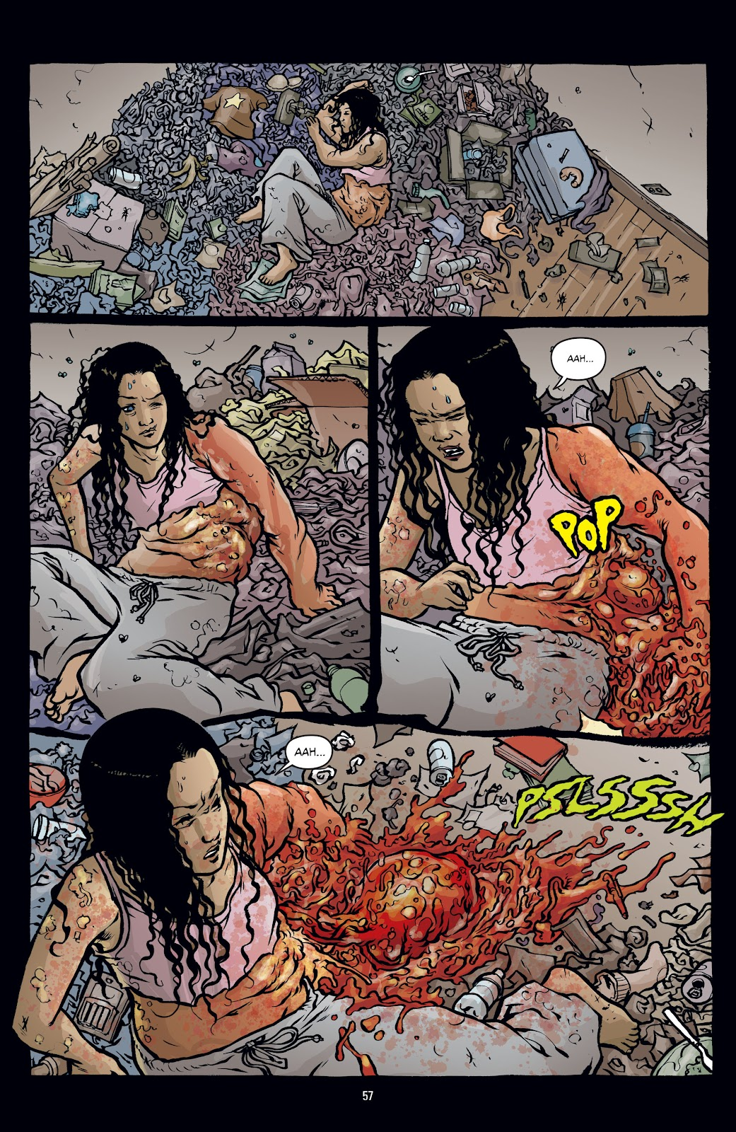 Read online Strange Adventures (2014) comic -  Issue # TPB (Part 1) - 54