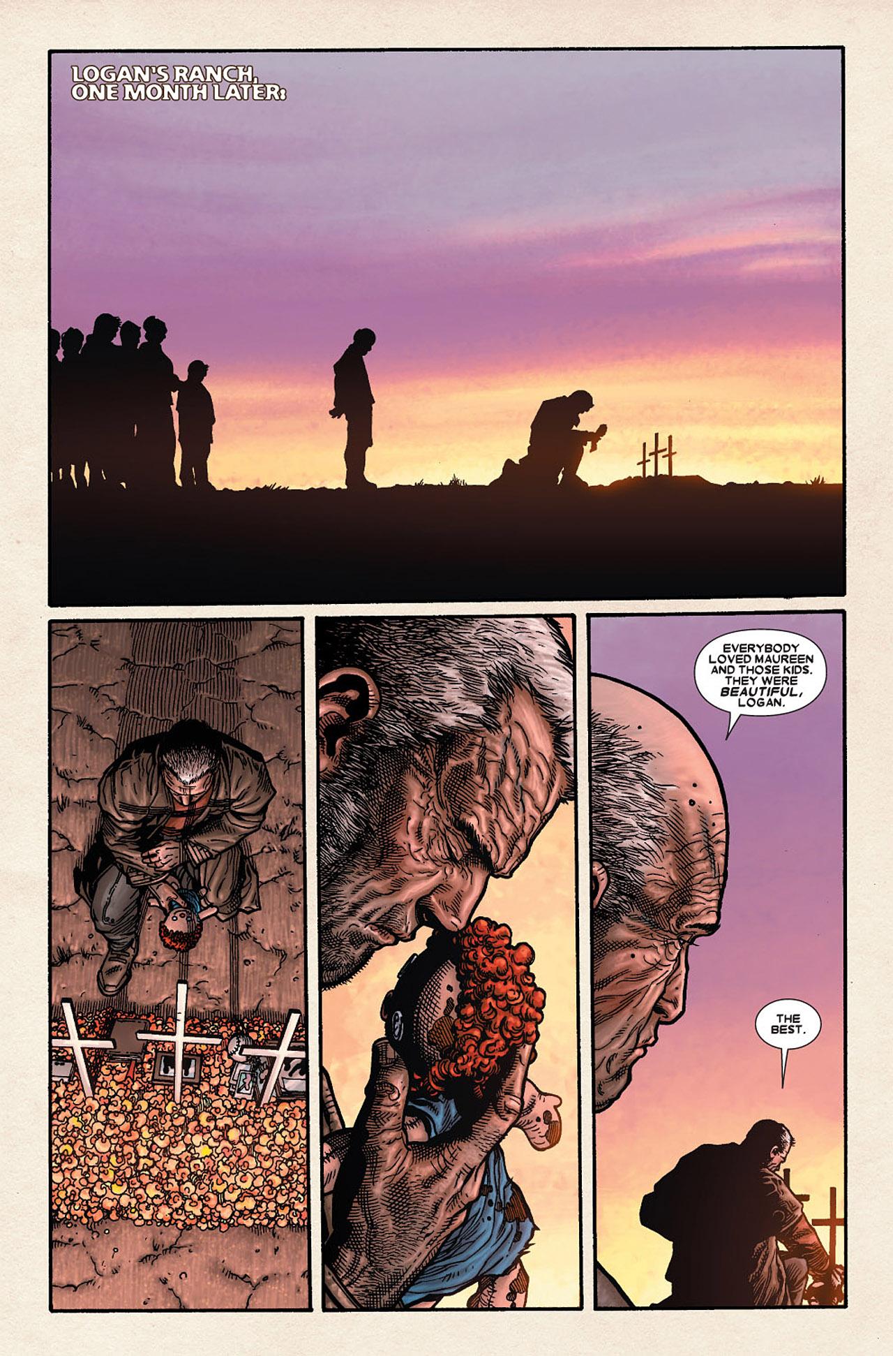 Read online Wolverine: Old Man Logan comic -  Issue # Full - 192