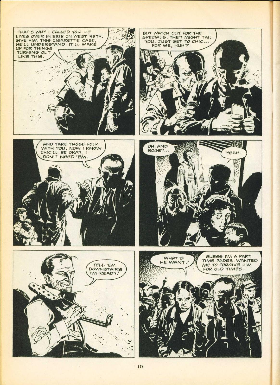 Warrior Issue #23 #24 - English 10