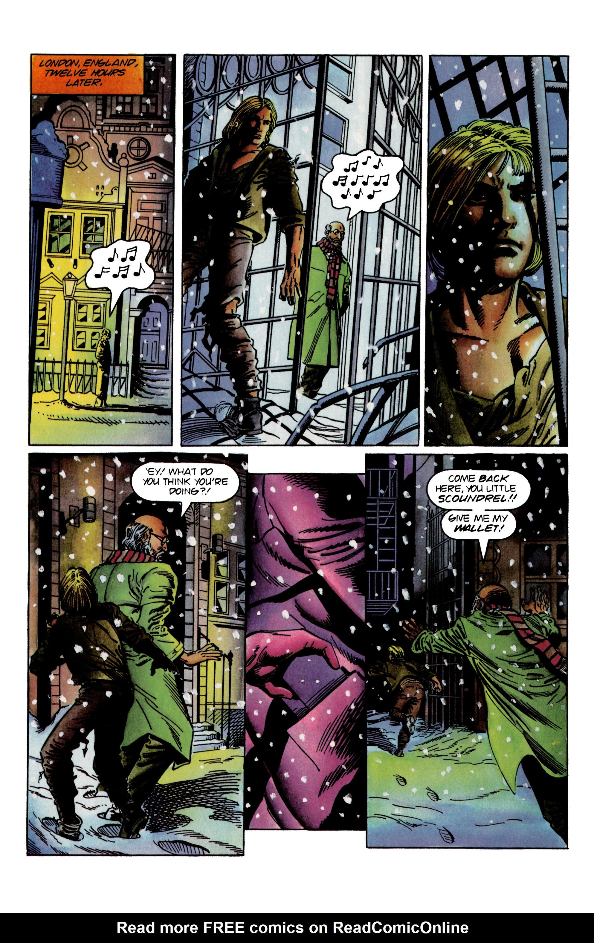 Read online Eternal Warrior (1992) comic -  Issue #24 - 5