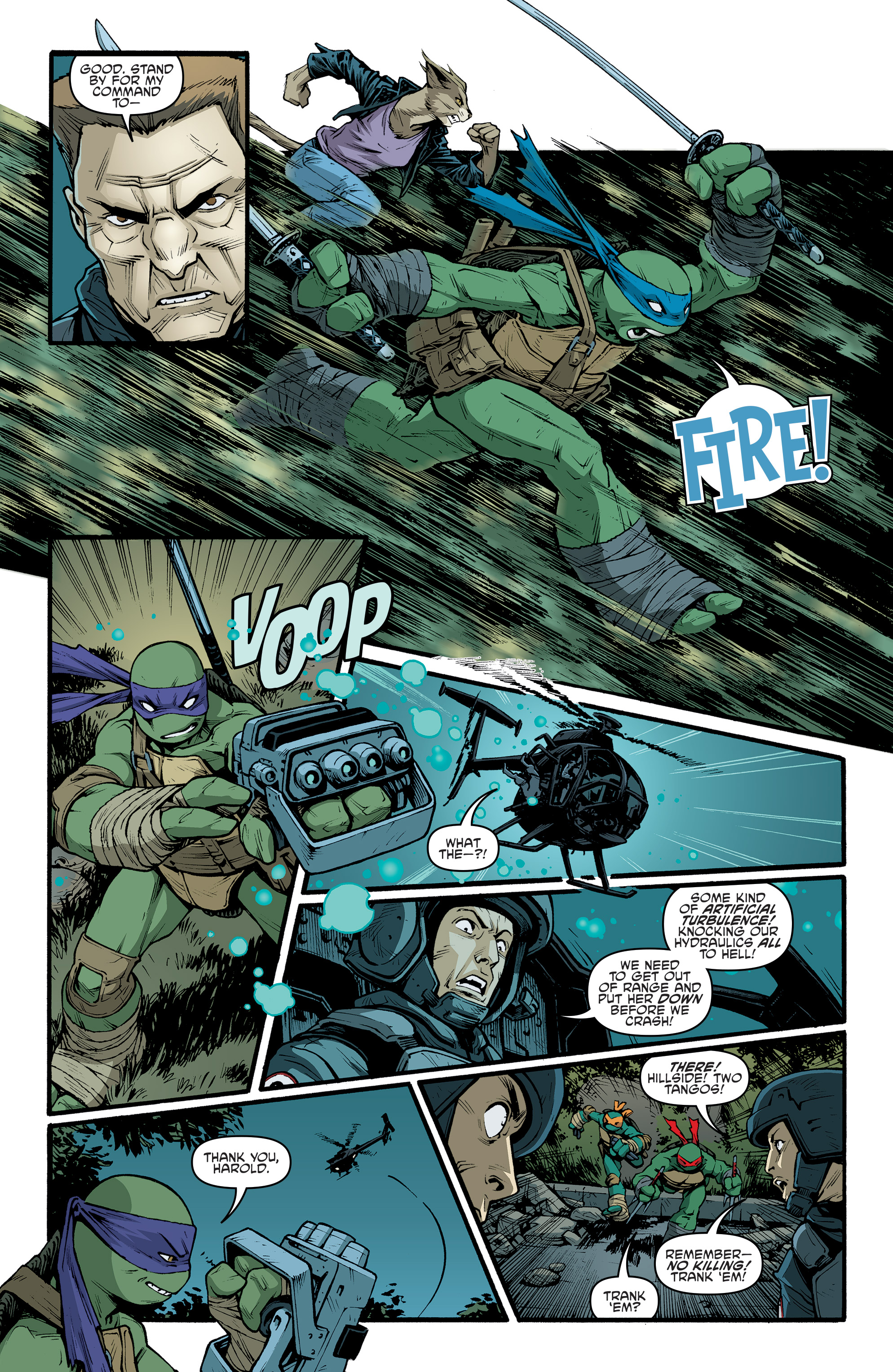 Read online Teenage Mutant Ninja Turtles (2011) comic -  Issue #70 - 7