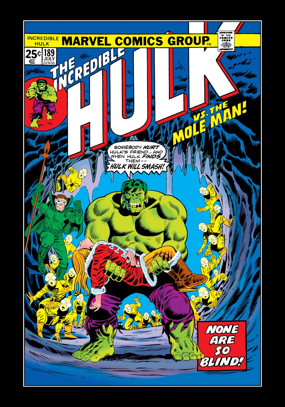 Read online Marvel Masterworks: The Incredible Hulk comic -  Issue # TPB 11 (Part 2) - 1