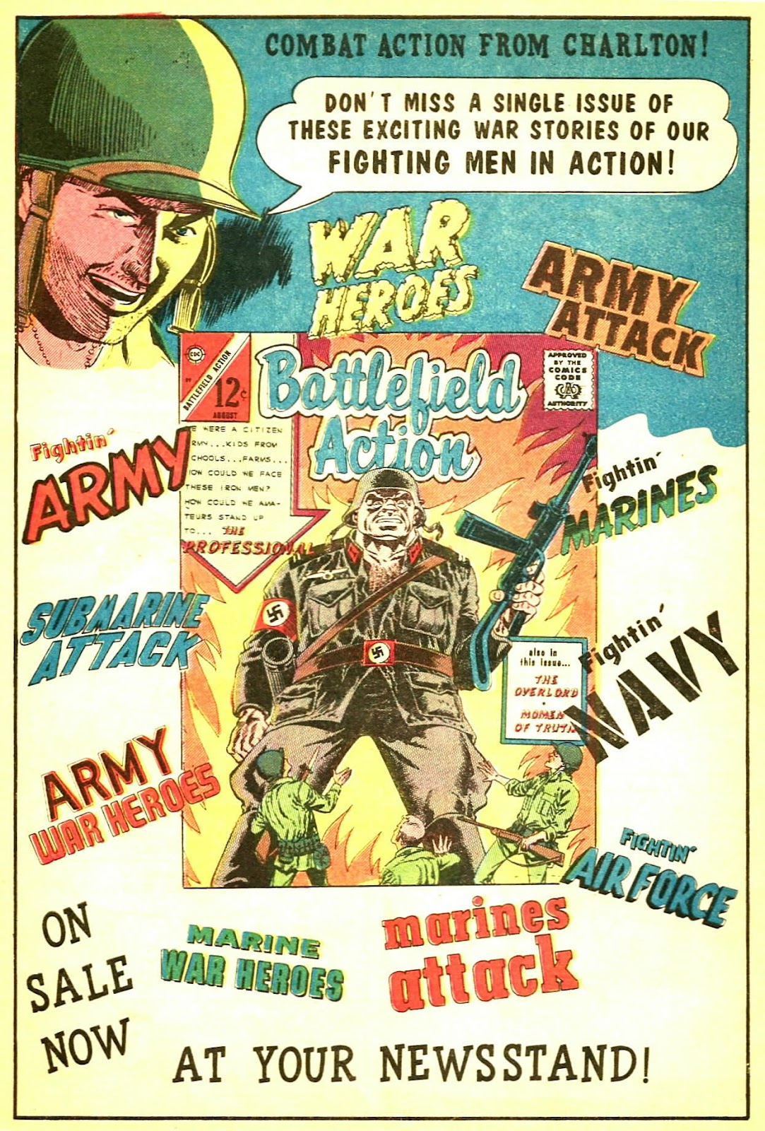 Read online Fightin' Navy comic -  Issue #124 - 8
