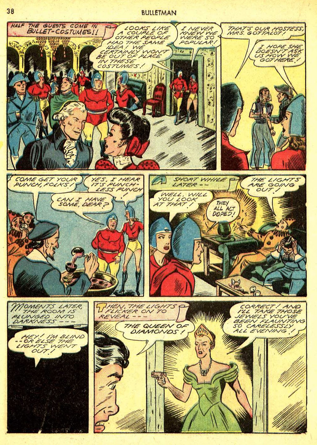 Bulletman issue 12 - Page 37