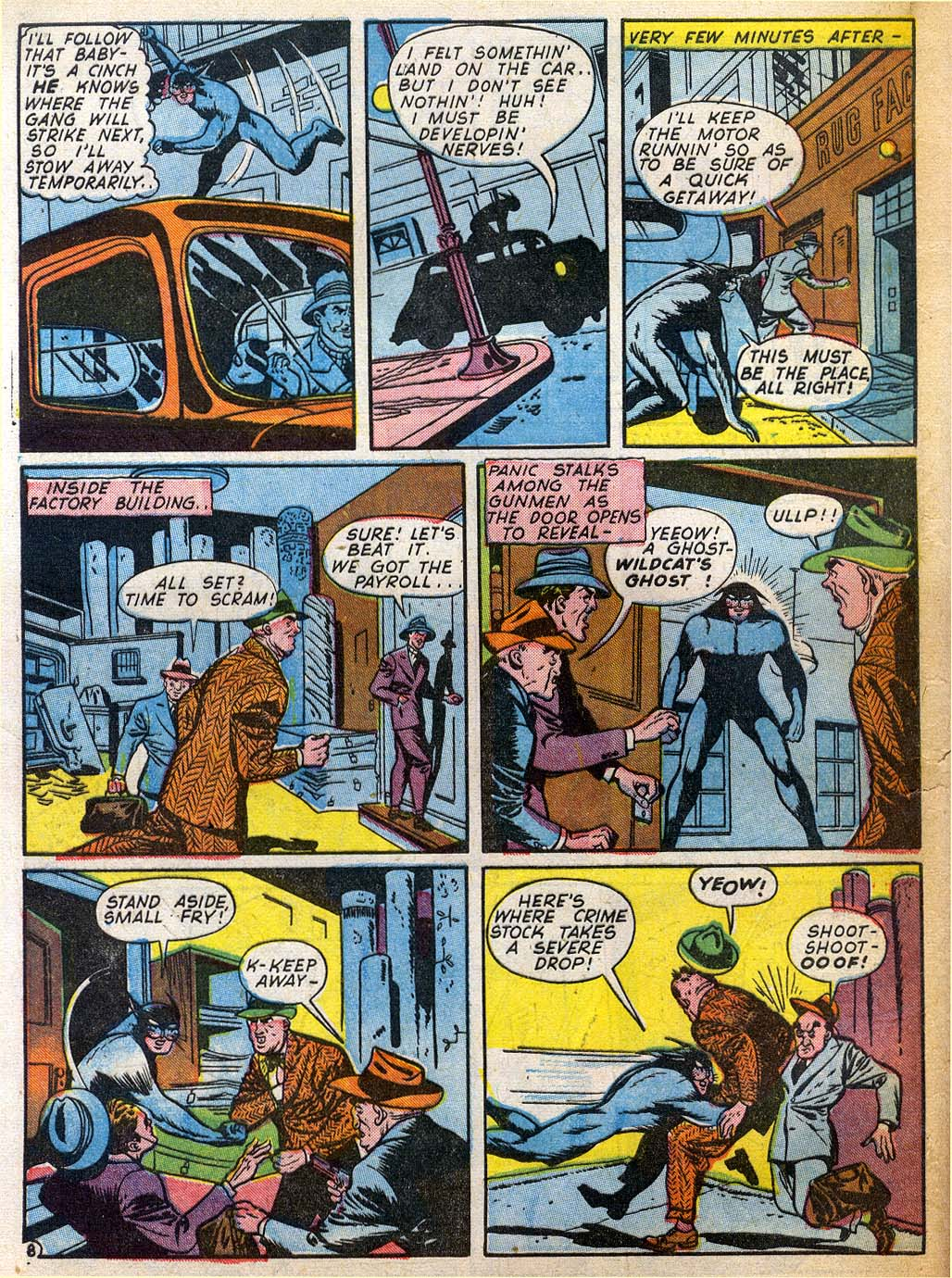 Read online Sensation (Mystery) Comics comic -  Issue #27 - 56