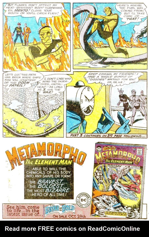Doom Patrol (1964) issue 92 - Page 20