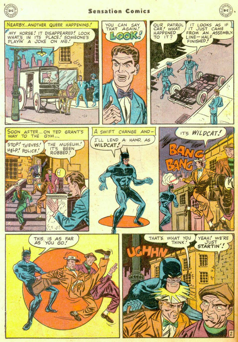 Read online Sensation (Mystery) Comics comic -  Issue #74 - 44