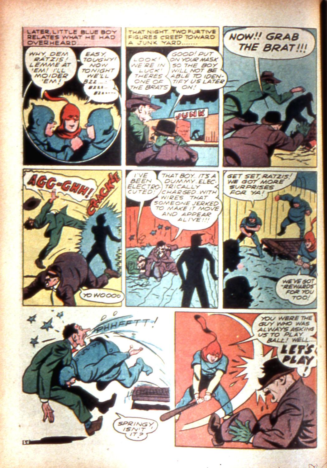 Read online Sensation (Mystery) Comics comic -  Issue #16 - 54