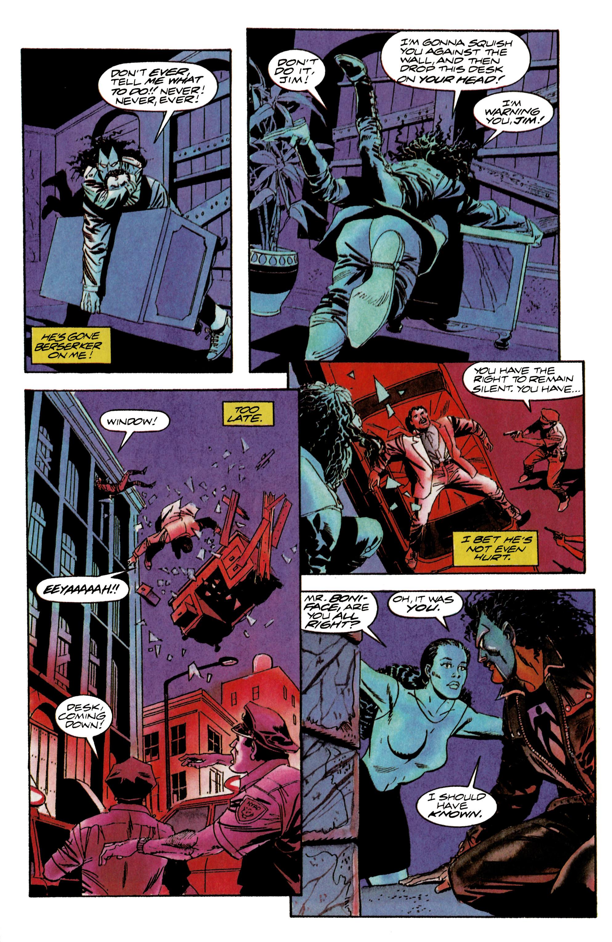 Read online Shadowman (1992) comic -  Issue #16 - 19