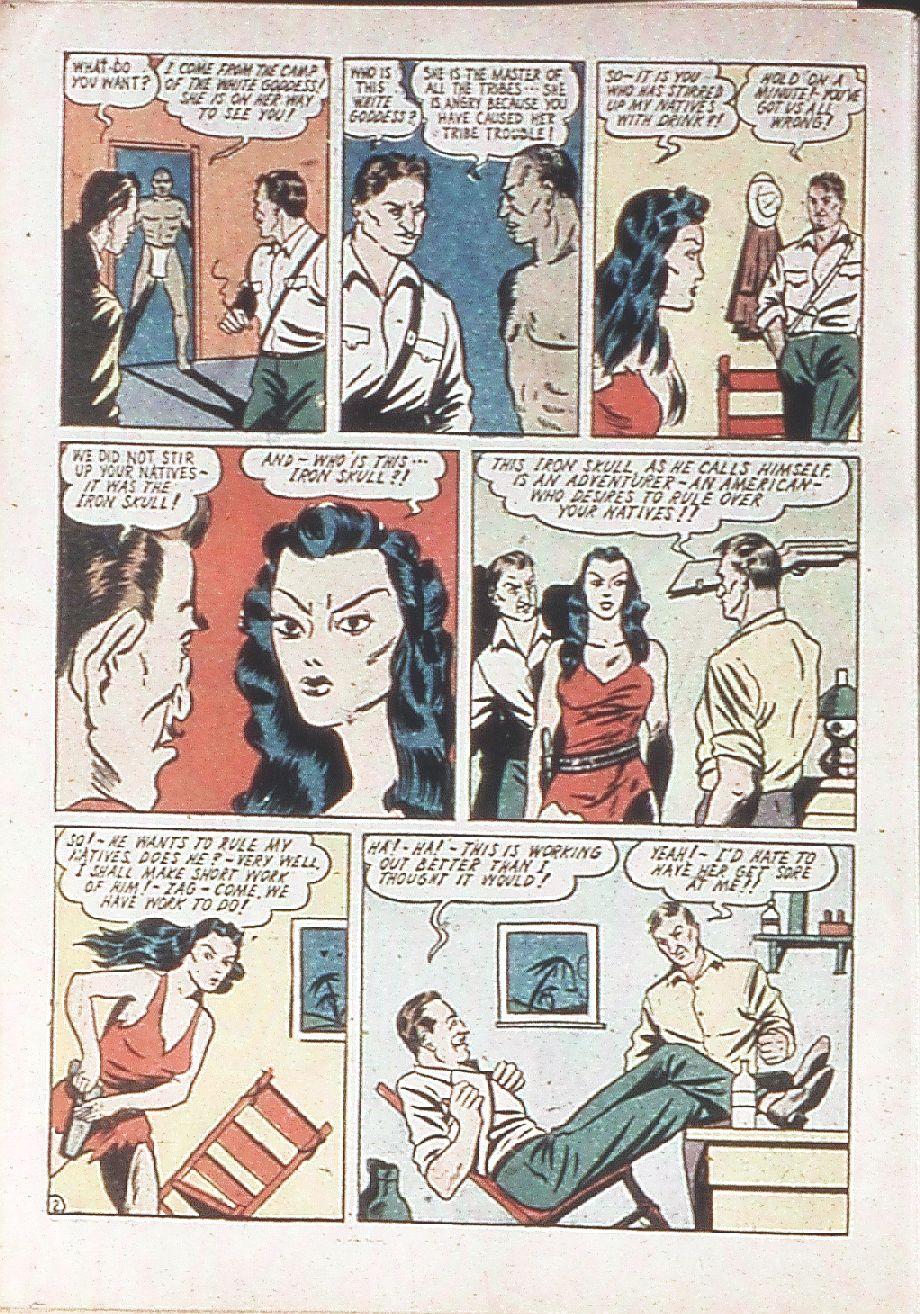 Read online Amazing Man Comics comic -  Issue #18 - 58