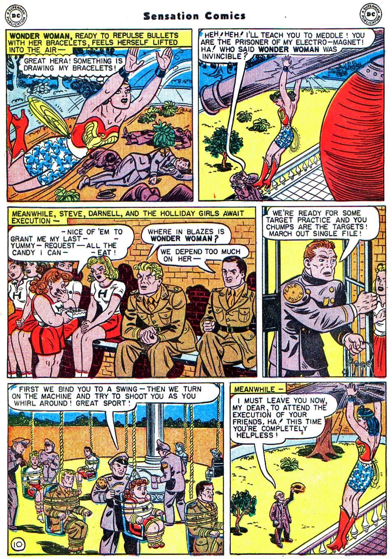 Read online Sensation (Mystery) Comics comic -  Issue #54 - 13