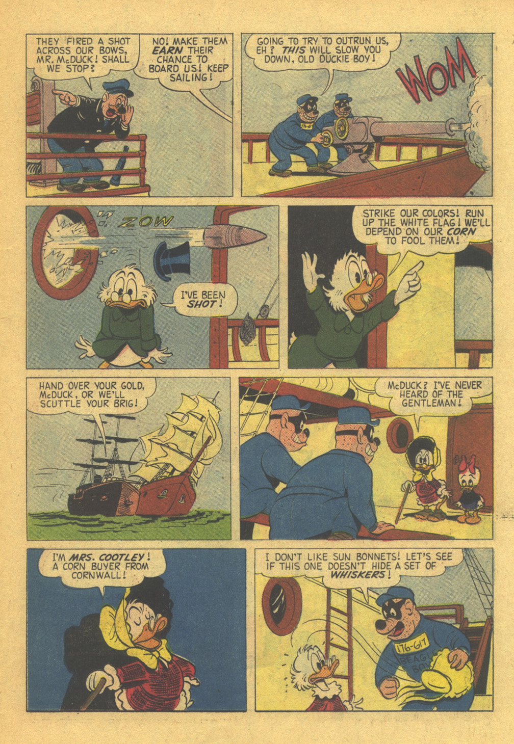 Read online Uncle Scrooge (1953) comic -  Issue #31 - 15