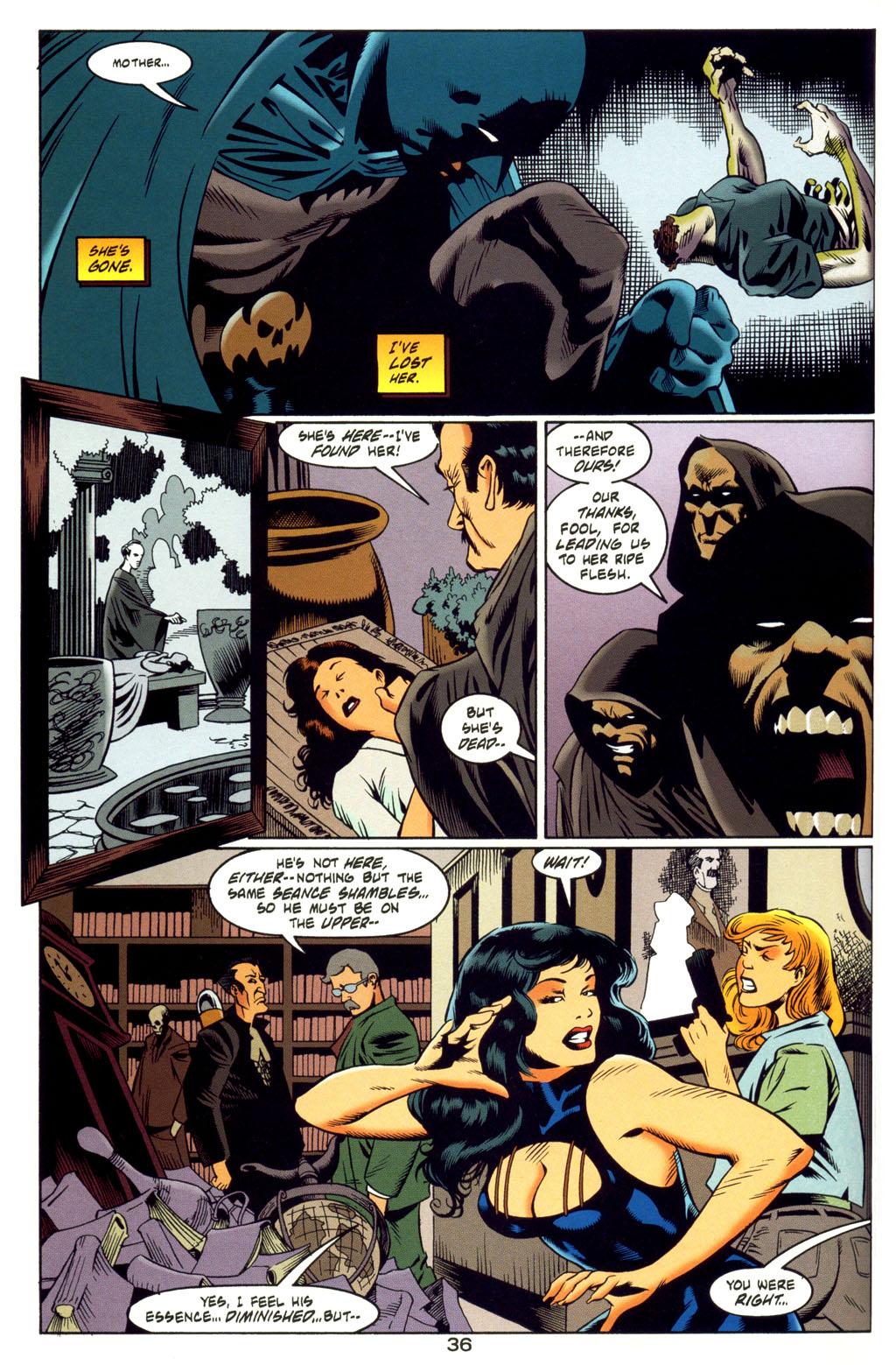 Read online Batman: Haunted Gotham comic -  Issue #4 - 36