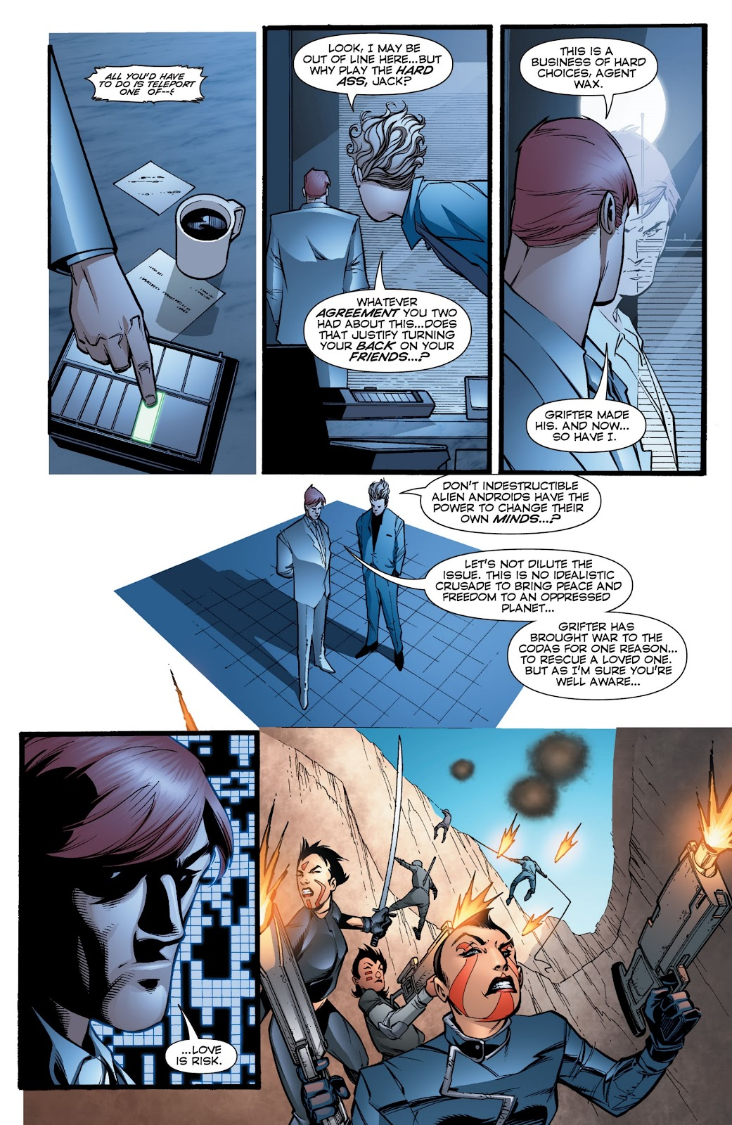 Wildcats Version 3.0 Issue #23 #23 - English 5