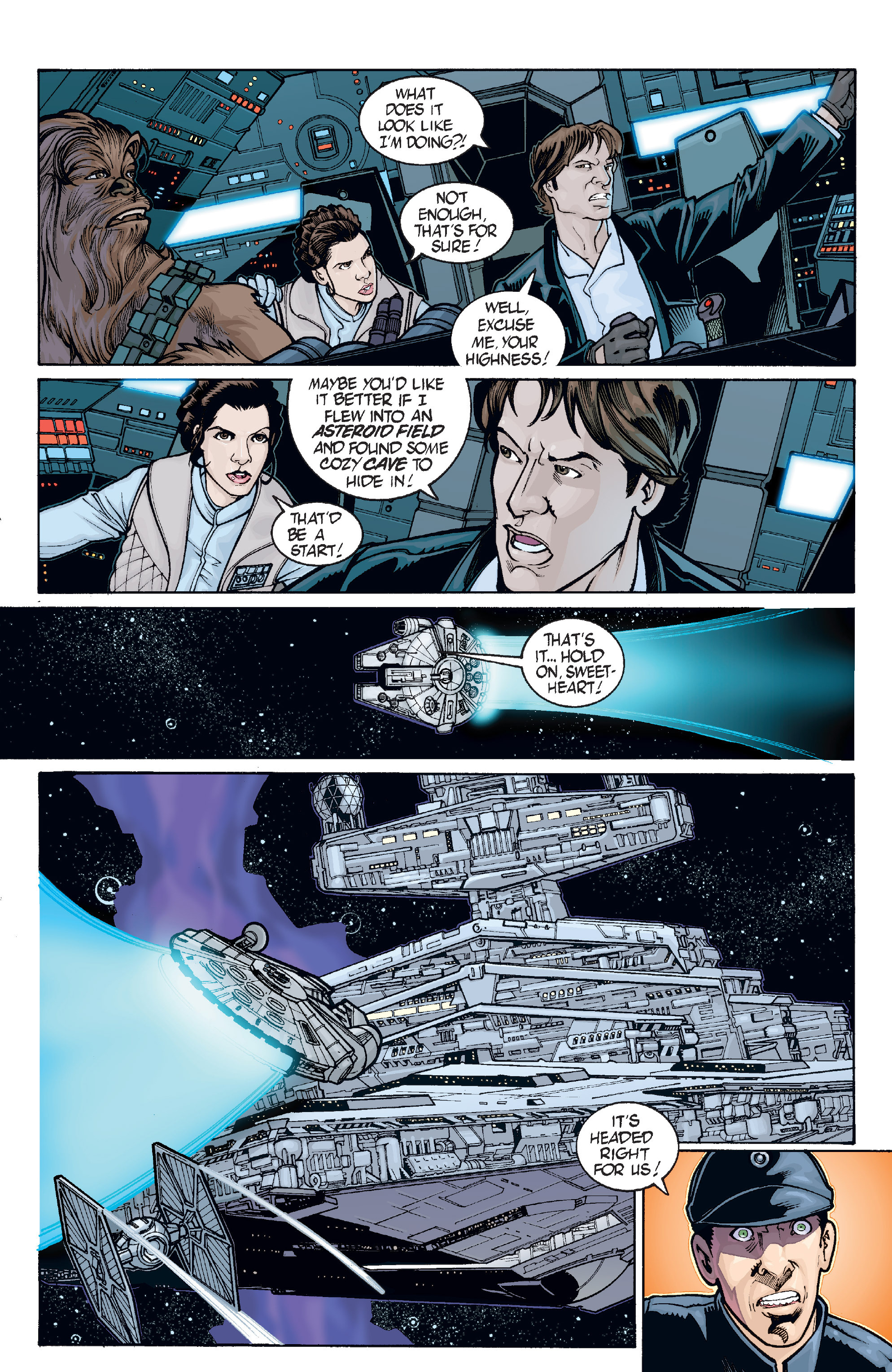 Read online Star Wars Omnibus comic -  Issue # Vol. 27 - 111